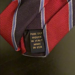 Brooks Brothers Accessories - Brooks Brother Striped Tie